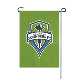 Seattle Sounders FC Premium Garden Flag
