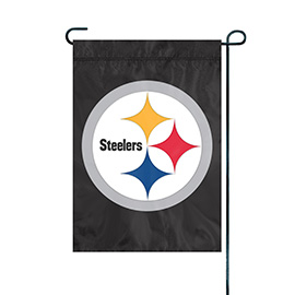 Pittsburgh Steelers Premium Garden Flag