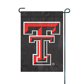 Texas Tech Red Raiders Premium Garden Flag