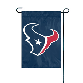 Houston Texans Premium Garden Flag