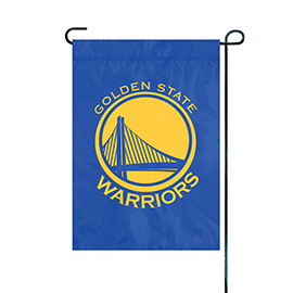 Golden State Warriors Premium Garden Flag