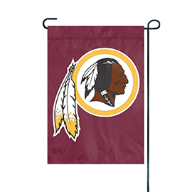 Washington Redskins Premium Garden Flag