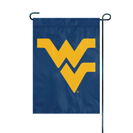 West Virginia Mountaineers Premium Garden Flag