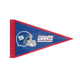 New York Giants Giant Pennant Flag