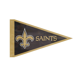 New Orleans Saints Giant Pennant Flag