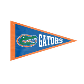 Florida Gators Giant Pennant Flag