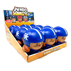 Kentucky Jumbo Squeezy 12pc Display