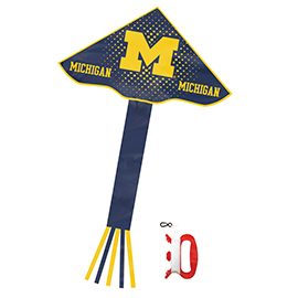 Michigan Wolverines Kite