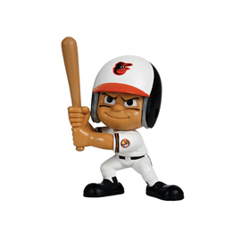 Party Animal Toys Lil Teammates Chicago White Sox Batter MLB Figurines