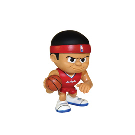 Los Angeles Clippers Lil Teammates Playmaker