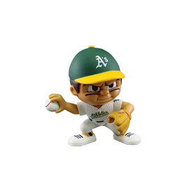 Oakland Athletics Lil Teammates Pitcher