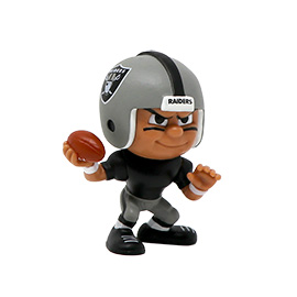 Oakland Raiders Lil Teammates Quarterback
