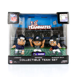 Baltimore Ravens Lil' Teammates Team Set