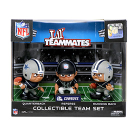 Dallas Cowboys Lil' Teammates Team Set