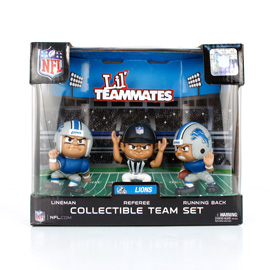 Detroit Lions Lil' Teammates Team Set