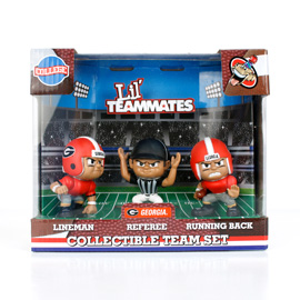 Georgia Bulldogs Lil' Teammates Team Set