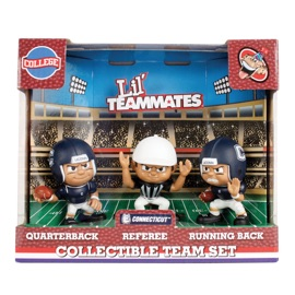 Connecticut Huskies Lil' Teammates Team Set
