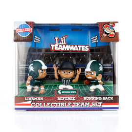 Michigan State Spartans Lil' Teammates Team Set