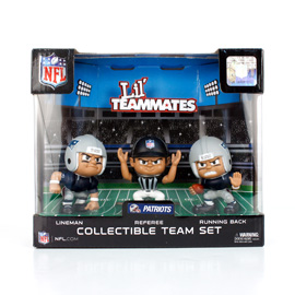 New England Patriots Lil' Teammates Team Set