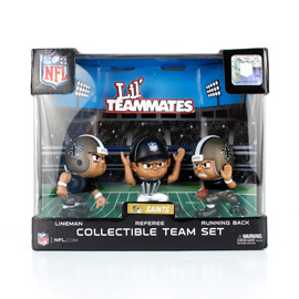New Orleans Saints Lil' Teammates Team Set