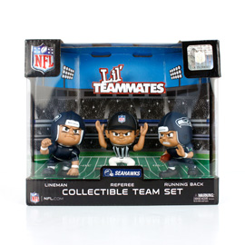 Seattle Seahawks Lil' Teammates Team Set