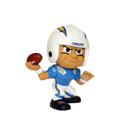 Los Angeles Chargers Lil Teammates Quarterback