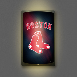 Boston Red Sox MotiGlow Light Up Sign