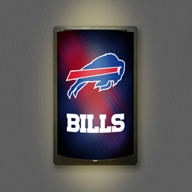 Buffalo Bills MotiGlow Light Up Sign