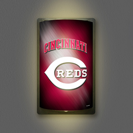 Cincinnati Reds MotiGlow Light Up Sign
