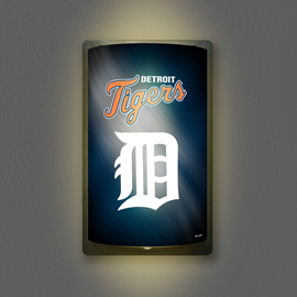 Detroit Tigers MotiGlow Light Up Sign