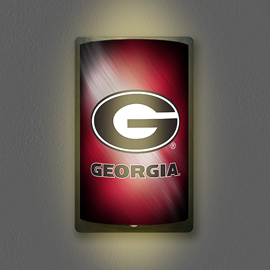 Georgia Bulldogs MotiGlow Light Up Sign