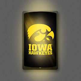 Iowa Hawkeyes MotiGlow Light Up Sign