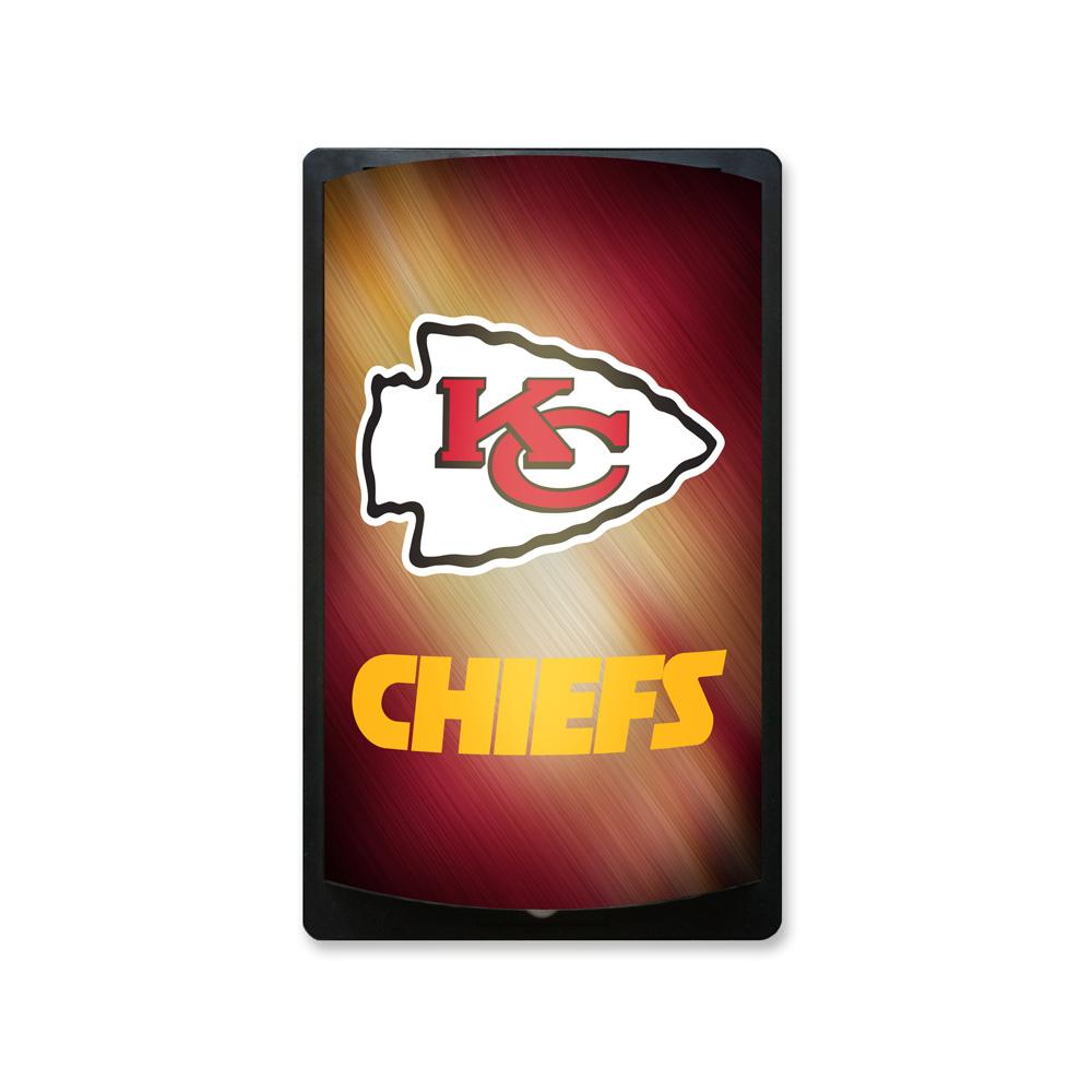 Kansas City Chiefs MotiGlow Light Up Sign