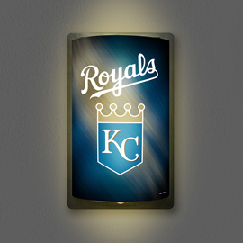 Kansas City Royals MotiGlow Light Up Sign