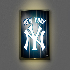 New York Yankees MotiGlow Light Up Sign