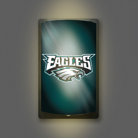 Philadelphia Eagles MotiGlow Light Up Sign