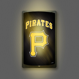 Pittsburgh Pirates MotiGlow Light Up Sign