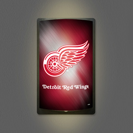 Detroit Red Wings MotiGlow Light Up Sign