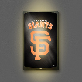 San Francisco Giants MotiGlow Light Up Sign