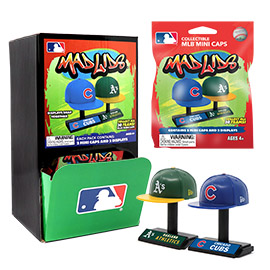 MadLids MLB Series 1 Gravity Feed