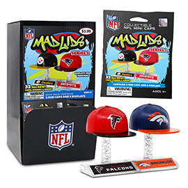 Mad Lids NFL Series 2 Gravity Feed