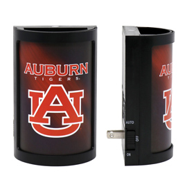 Auburn Tigers LED Night Light