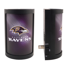 Baltimore Ravens LED Night Light