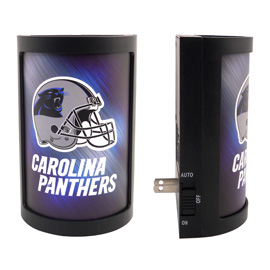 Carolina Panthers LED Night Light