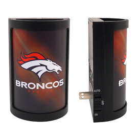 Denver Broncos LED Night Light