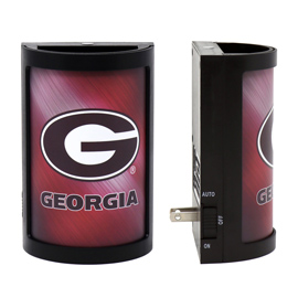 Georgia Bulldogs LED Night Light