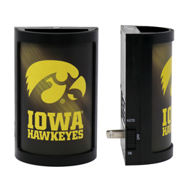 Iowa Hawkeyes LED Night Light