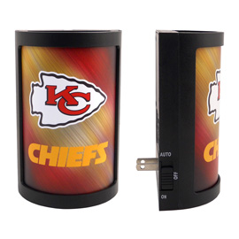 Kansas City Chiefs LED Night Light
