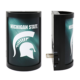 Michigan State Spartans LED Night Light