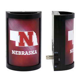 Nebraska Cornhuskers LED Night Light
